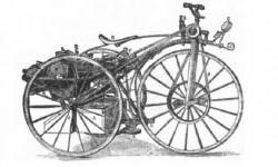 Siapakah Pencipta Sepeda Motor Pertama di Dunia ?