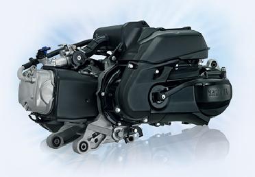 Inilah Teknologi Motor Yamaha Terkini