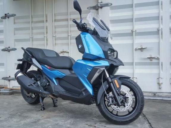 Resmi dijual di Indonesia, Harga BMW C400X Rp259 Juta