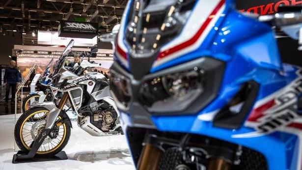 Honda Africa Twin 2019 Bakal Lebih Dahsyat