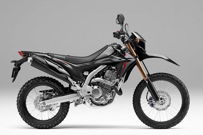 Warna Baru Honda CRF250 Rally dan CRF 250L Bikin Gatel