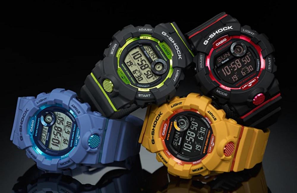 G-Shock Didukung Fitur Fitness Tracking, Bikin Kamu Makin Keren