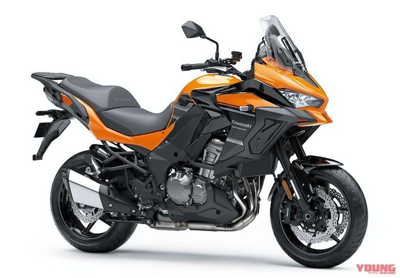 Kawasaki Versys 1000 2019 Makin Keren
