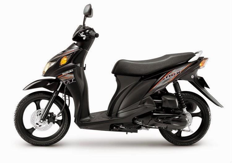 Selain Buat Motor Yamaha, Federal Matic Forcemaxx Juga Bisa Buat Motor Matik Suzuki