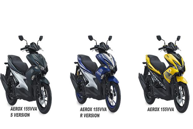 Yamaha Aerox Punya Teknologi Yang Tidak Ada di Yamaha Nmax