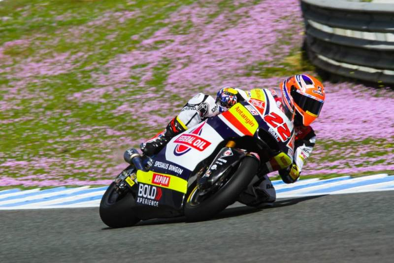 Tes Privat di Jerez, Laptime Sam Lowes Pecahkan Rekor