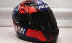 Helm Nolan Replika Casey Stoner Terbatas Hanya 200 Unit