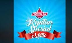 Beli Oil Federal Matic Sekarang Juga dan Dapatkan Promo