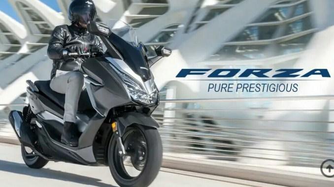 Teknologi Ini Cuma Ada di Honda Forza 250