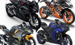 Mau Beli Motor Sport 250cc Fairing, Simak Daftar Harga