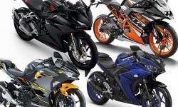 Mau Beli Motor Sport 250cc Fairing, Simak Daftar Harga Motor Sport 250cc Fairing 2019