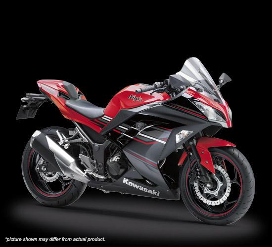 Kawasaki Ninja 250 Terbaru Punya Teknologi Canggih