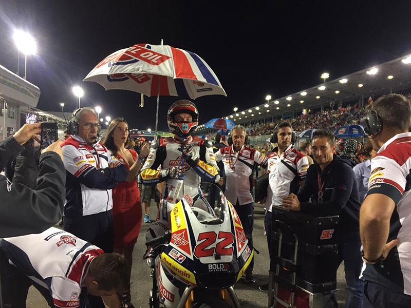 Seri Pertama Moto2 Qatar 2019, Sam Lowes Nyaris Podium