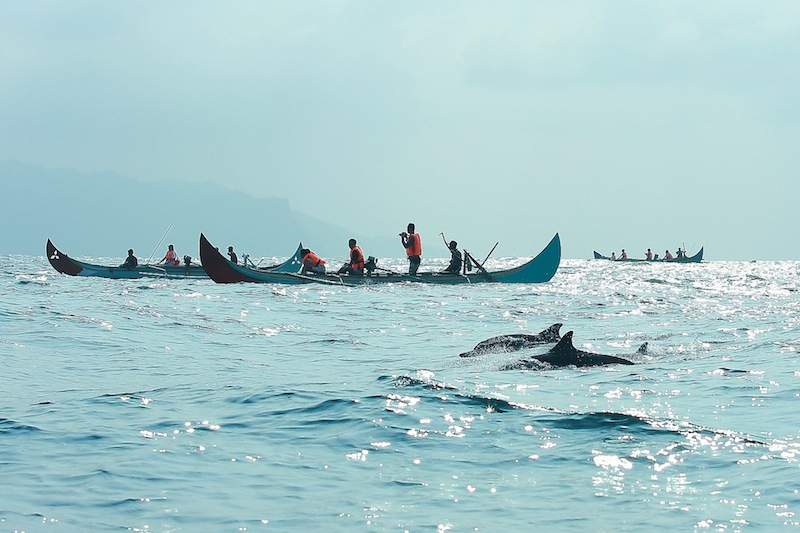 Teluk Kiluan Destinasi Wisata Pantai Tersembunyi di Lampung