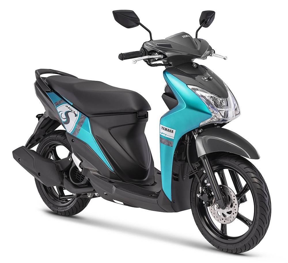 Yamaha Tambah Warna Mio S Tampilannya Makin Kece