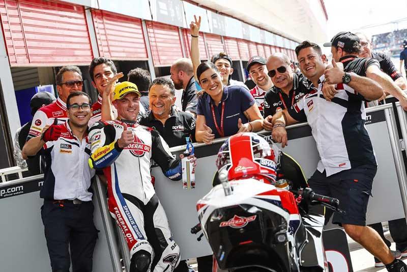 Hasil Kualifikasi Moto2 Argentina 2019, Sam Lowes Akan Start Posisi Tiga