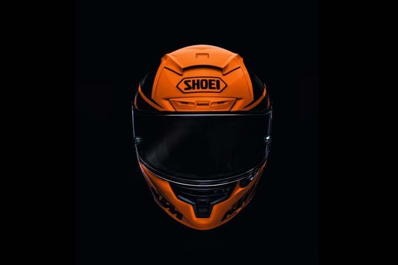 Shoei Bikin Helm Khusus Untuk Pengguna Motor KTM