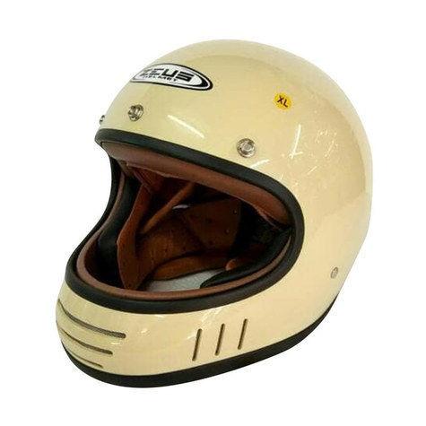 Helm Klasik Zeus ZS-816 Riding Aman Tampilan Keren