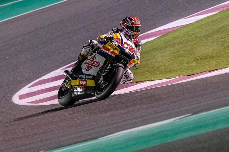 Klasemen Sementara Moto2 2019, Lowes Posisi Enam Besar