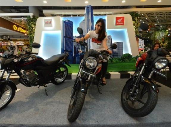 Sepanjang 2018, Wahana Honda Jual 401.500 Unit Motor Honda