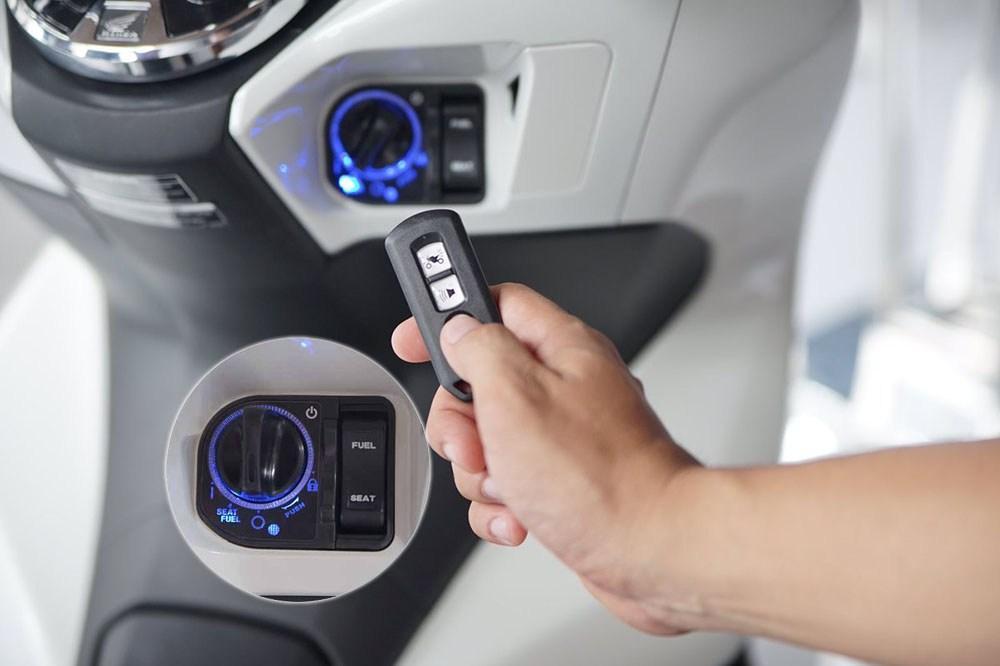 Mengenal Teknologi Keyless Pada Motor