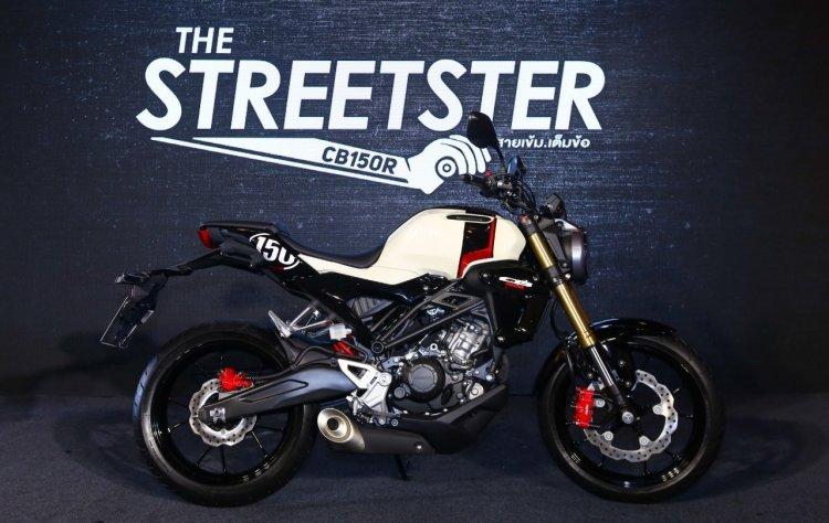 Honda CB150R Special Edition Harganya Rp44 Jutaan