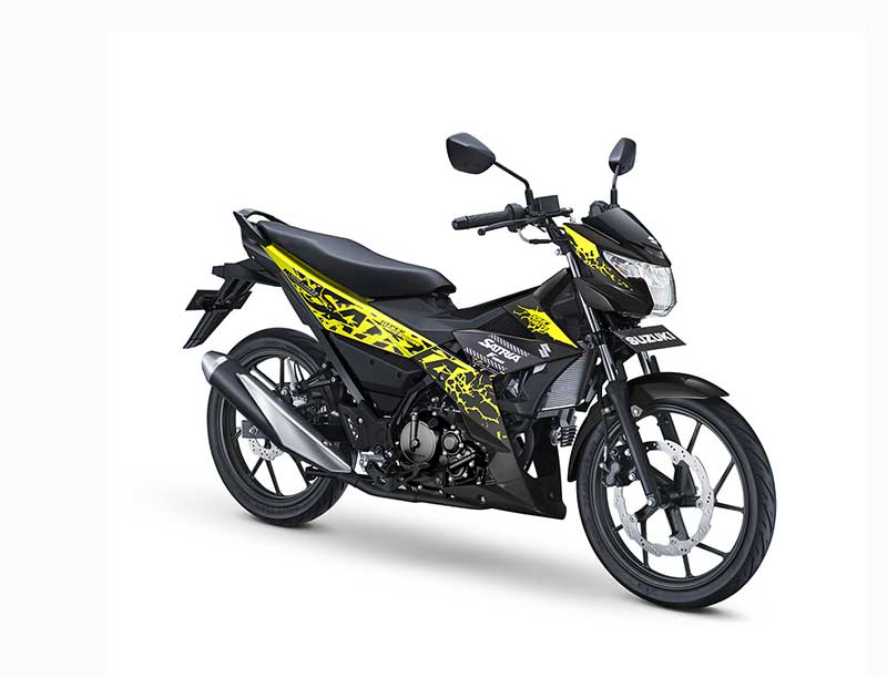 Update Harga Terbaru Suzuki Satria F150 Fi 2019