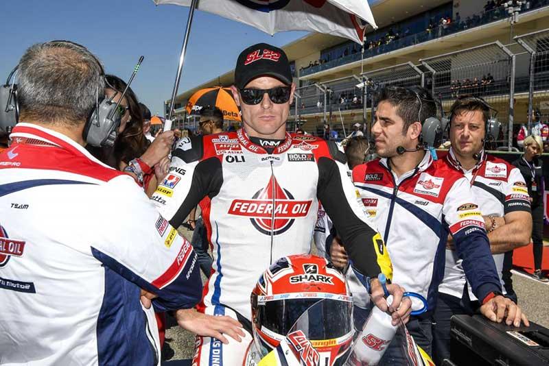 Sam Lowes Tambah Poin di Moto2 Austin 2019