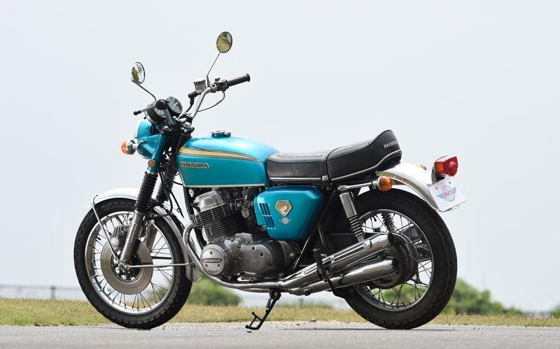 Perkembangan Kehadiran Honda Dream CB750 Fore di Dunia
