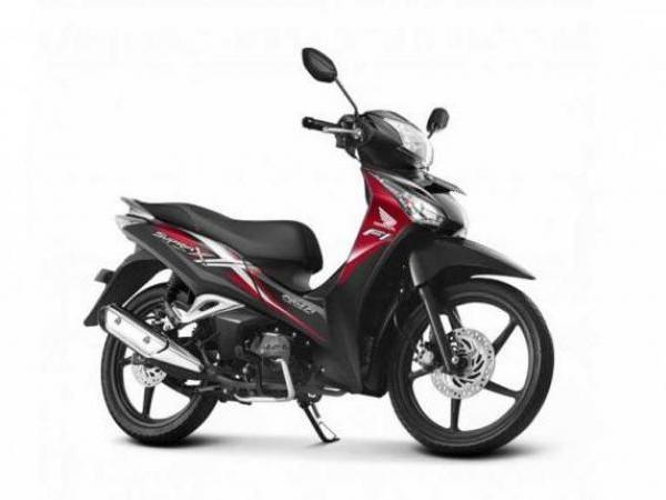 Diam Diam Honda Supra X125 Helm In Discontinue
