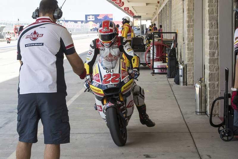 Hasil Kualifikasi Moto2 Amerika, Sam Lowes Start Dari Posisi 3