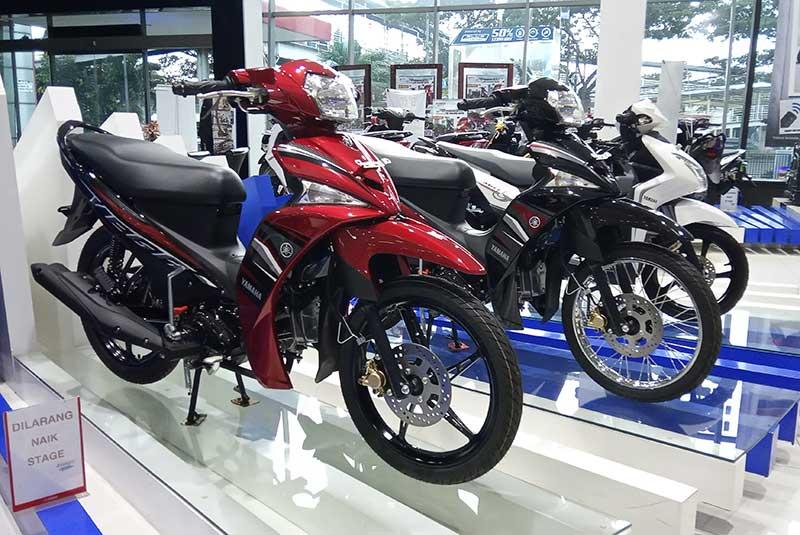Pasarnya Tergerus Motor Matic, Bagaimana Nasib Motor Bebek Yamaha ?