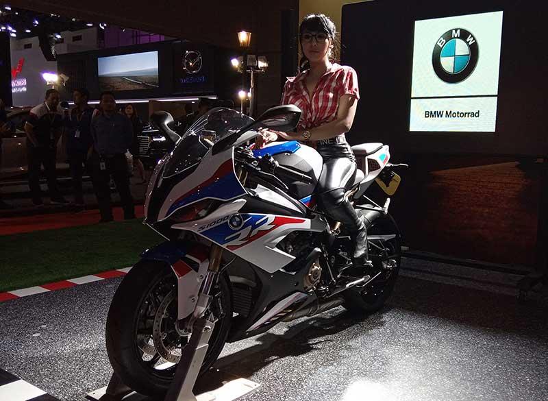 7 Motor BMW Diluncurkan di IIMS 2019