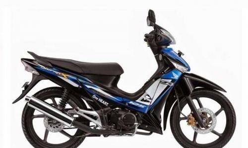 Honda Supra X125 motor injeksi pertama di Indonesia