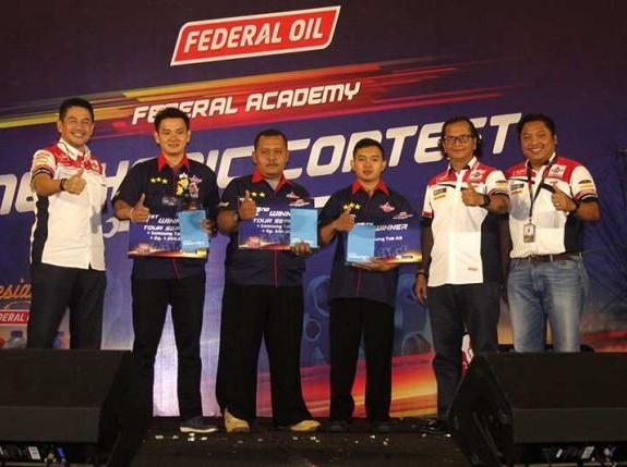 Federal Oil Mechanic Contest Masih Berlanjut, Tunggu Tanggal Mainnya