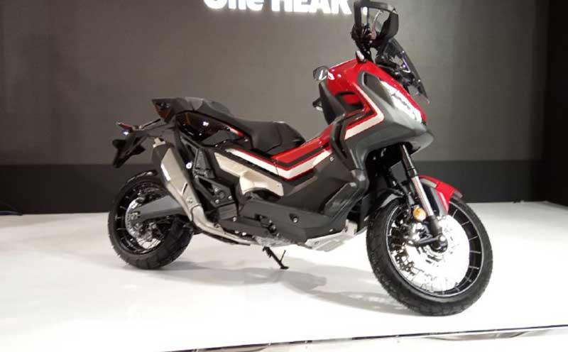 Resmi Dijual di Indonesia, Harga Honda X-ADV Hampir Setengah Miliar