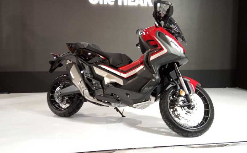 Honda X-ADV sudah Terjual 10 Unit, Agustus Pembeli Baru Terima Motornya