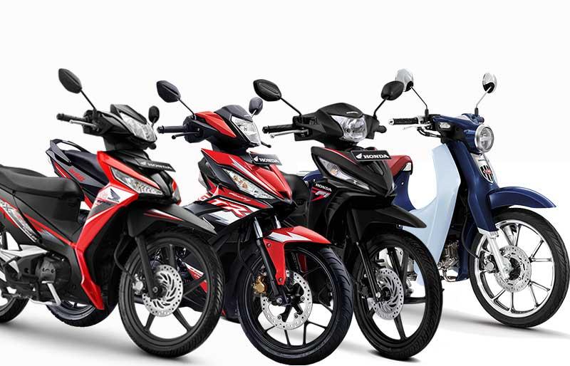 Mau Beli Motor Bebek Honda, Simak Daftar Harga Terbaru Motor Bebek Honda 2019