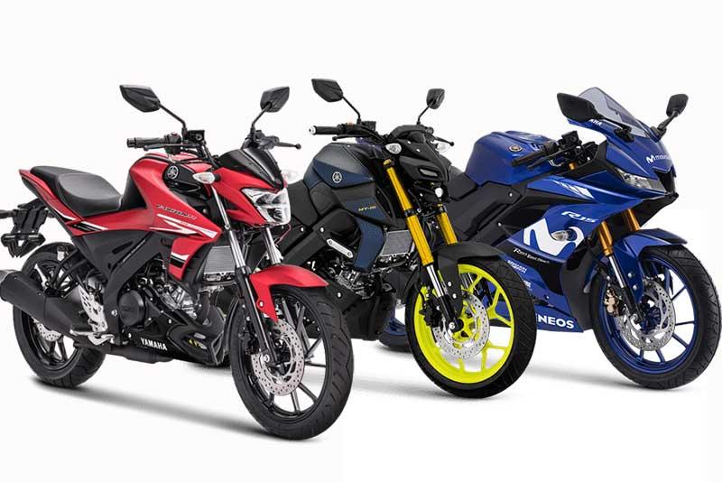 Harga Motor Sport Fairing Yamaha All New R15 dan New R25 Terbaru  Mei 2019