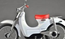 Honda Bakal Produksi Super Cub Listrik, Harganya Rp50 Jutaan