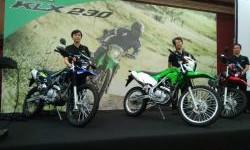 Kawasaki KLX 230 Meluncur di Jakarta Fair 2019,