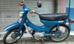 Inilah Motor Bebek Pertama Yamaha di Indonesia