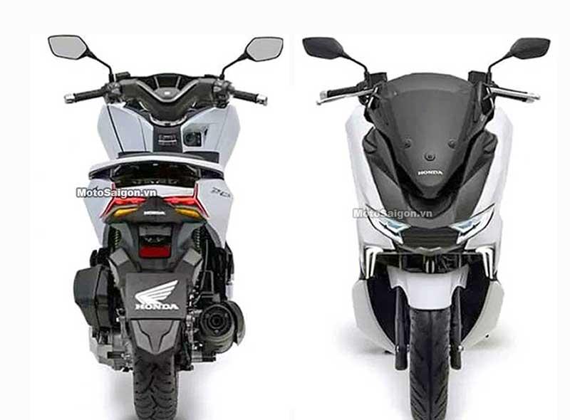 Tahukah Kamu, Saingi Nmax, Honda PCX Bakal Pakai Teknologi Baru ?