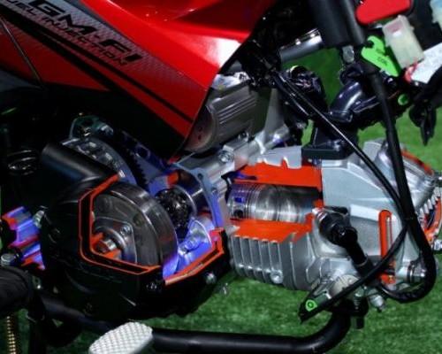 Inilah Kelebihan Teknologi Injeksi Pada Motor