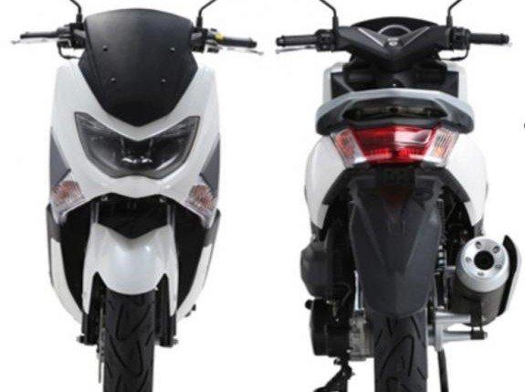 Motor Asal China Ini Mirip Banget Sama Yamaha Nmax