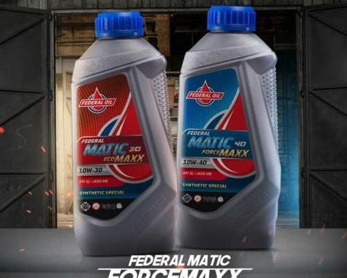 Beda Federal Matic Ecomaxx 30 dan Federal Oil Forcemaxx 40