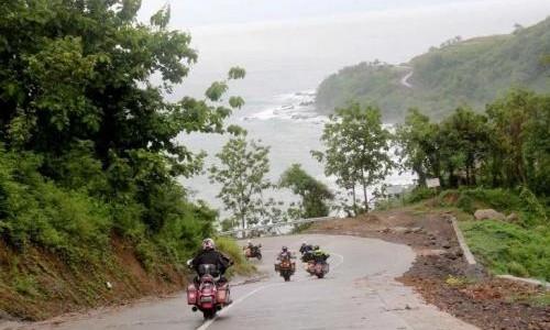 Rute Ciletuh via Cikidang. Foto: bikersnote.co.id