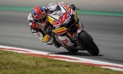 FP1 Moto2 Catalunya 2019, Pakai Ban Bekas Lowes Raih Hasil Positif