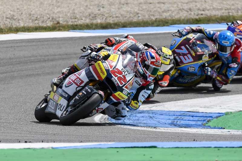 Akhir Pekan Yang Menyenangkan Bagi Sam Lowes di Moto2 Assen 2019