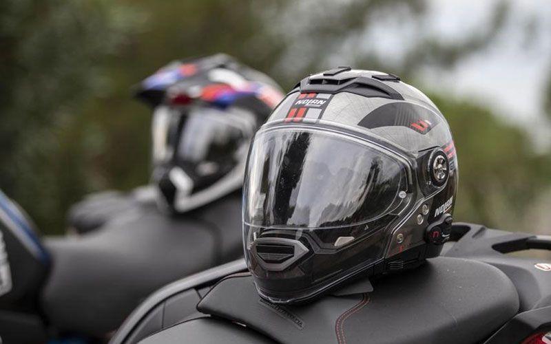 Helm Nolan N702 X dan Nolan GT Cocok Buat Bikers Pecinta Petualang